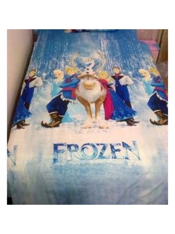 Детски Спален Комплект - Замръзналото Кралство