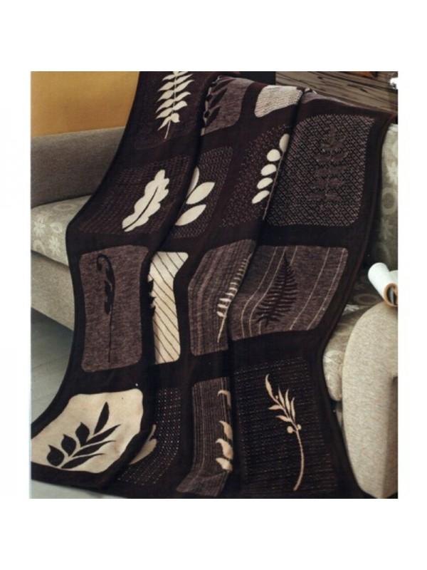 Кафяво Топло одеяло