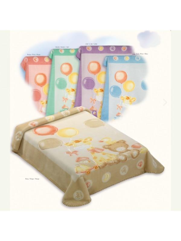 Зимно Бебешко одеяло - perla 546