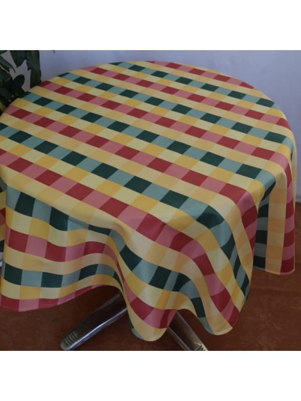 Красива Покривка за маса с ярки цветове