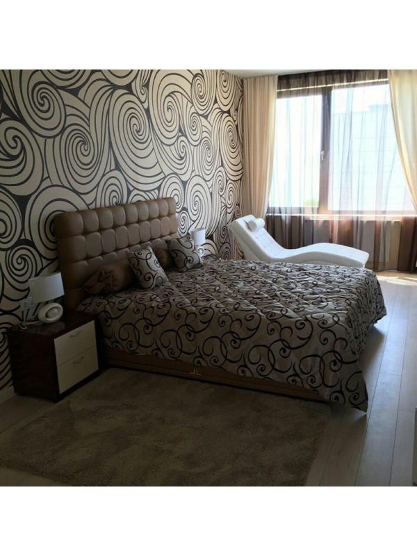 Покривка за легло - Ромбове