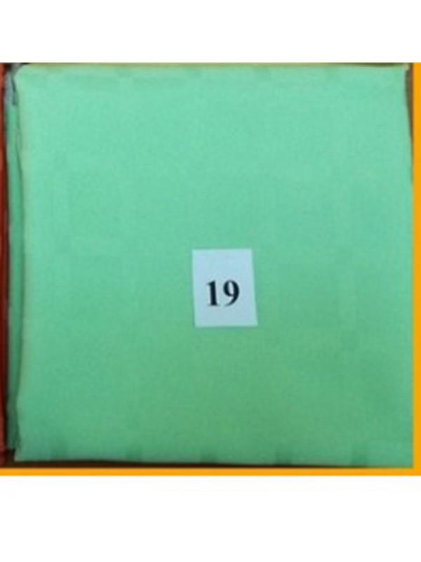 Зелена покривка за маса  от  Полиестер - 19