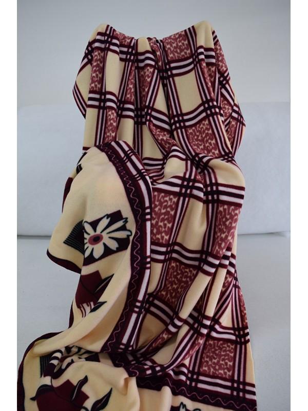 Поларено одеяло Маргаритка