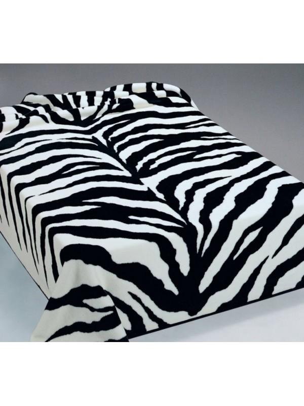 Одеяло със Зеброва Шарка - Стер 139