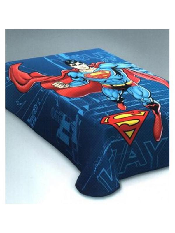 Висококачествено Детско Одеяло - Супермен