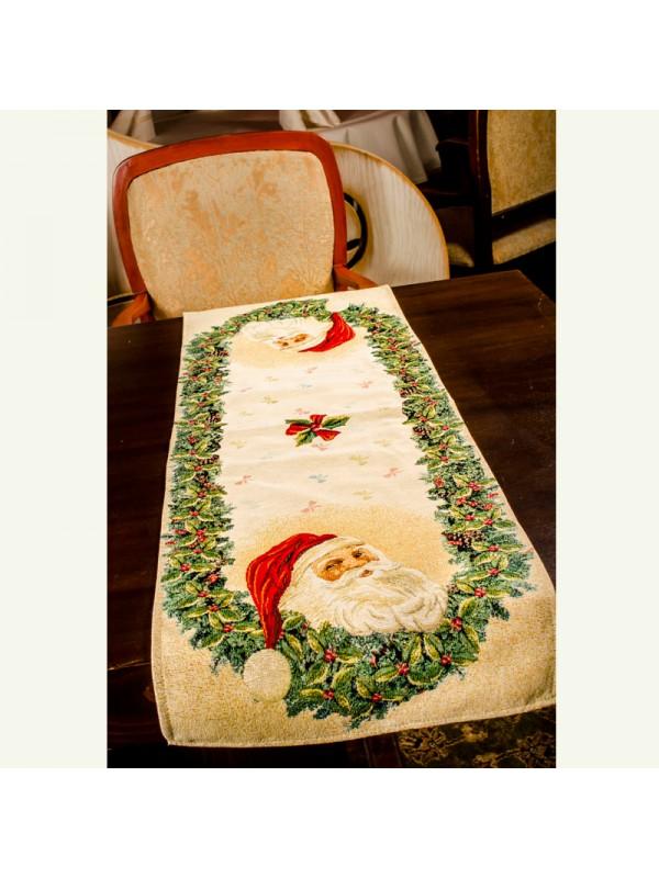 Коледен тишлайфер за маса - Дядо Коледа класик