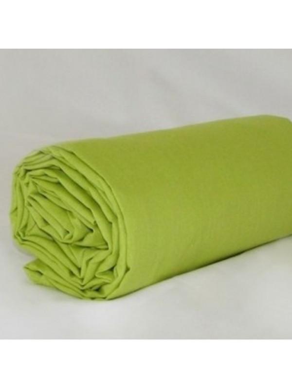 Чаршаф с ластик - Зелен Лайм