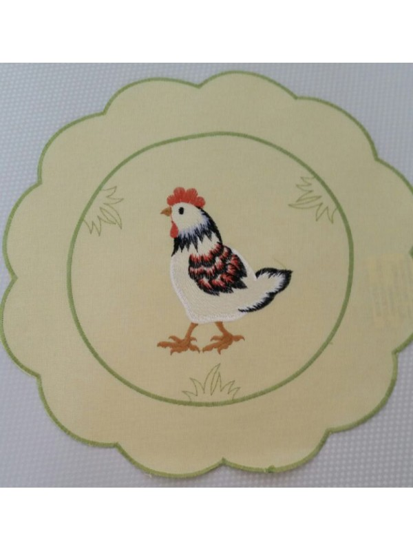 Великденска Салфетка - Пиленце