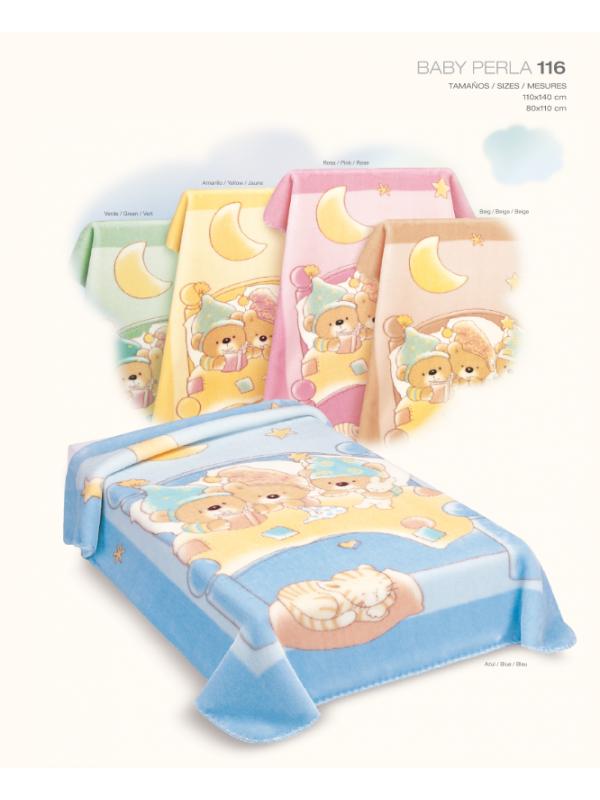 Бебешко одеяло - PERLA 116