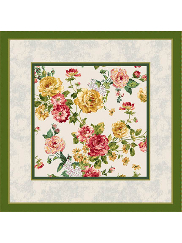 Каре за маса - Рози Различни Цветове