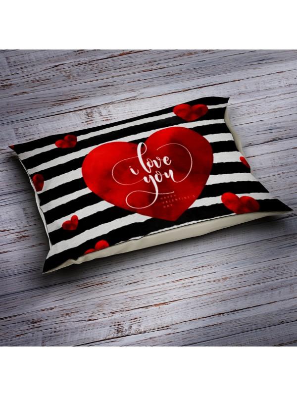 Калъфка за Възглавница - Обичам те