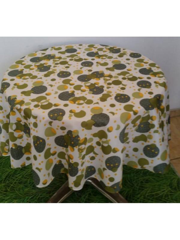 Покривка за маса в свежи цветове