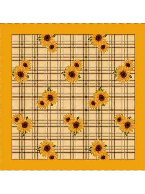 Каре за маса - Слънчогледи
