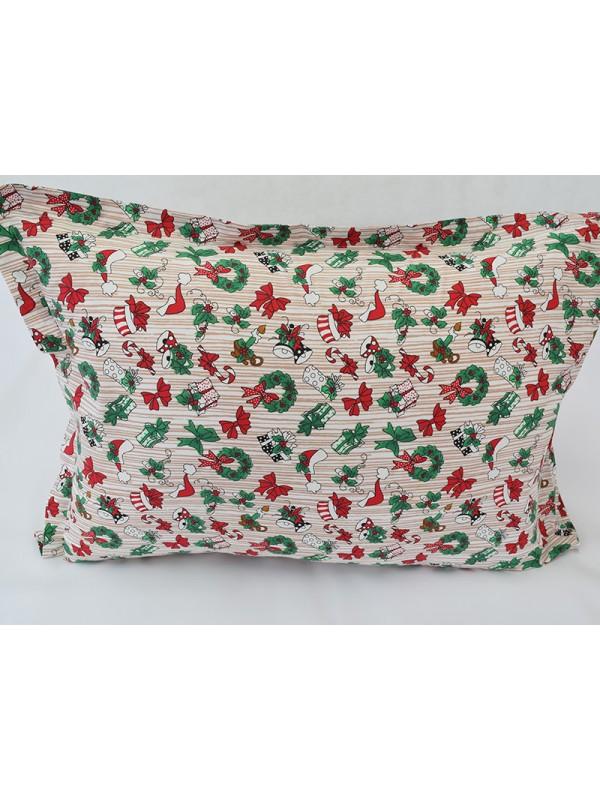 Коледна калъфка - Коледни Панделки