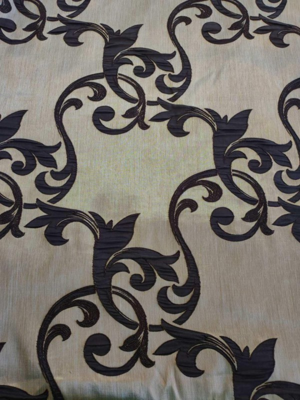 Покривка за легло - Бежово и Кафяво