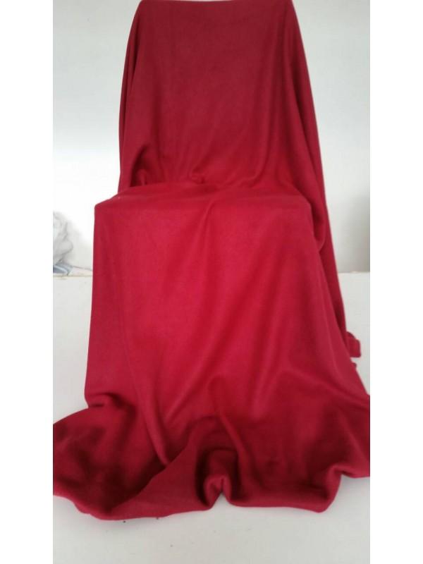Поларено одеяло Бордо