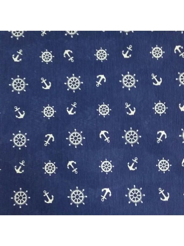 Каре за маса - Синьо Морски Мотиви