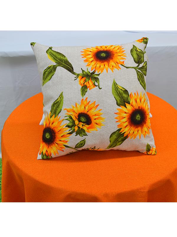 Калъфка за възглавница - Слънчогледи