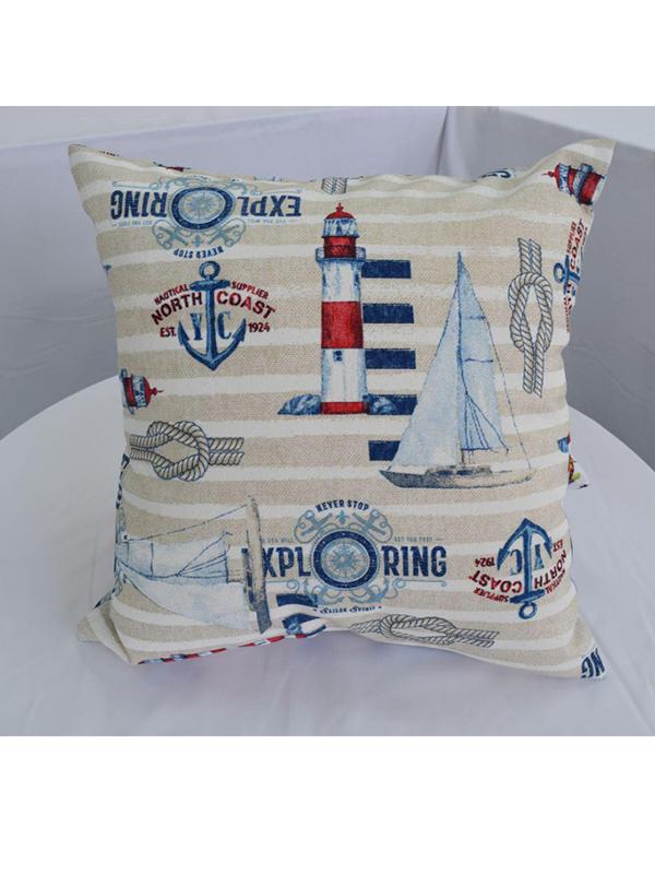 Калъфка за възглавница - Морски стил