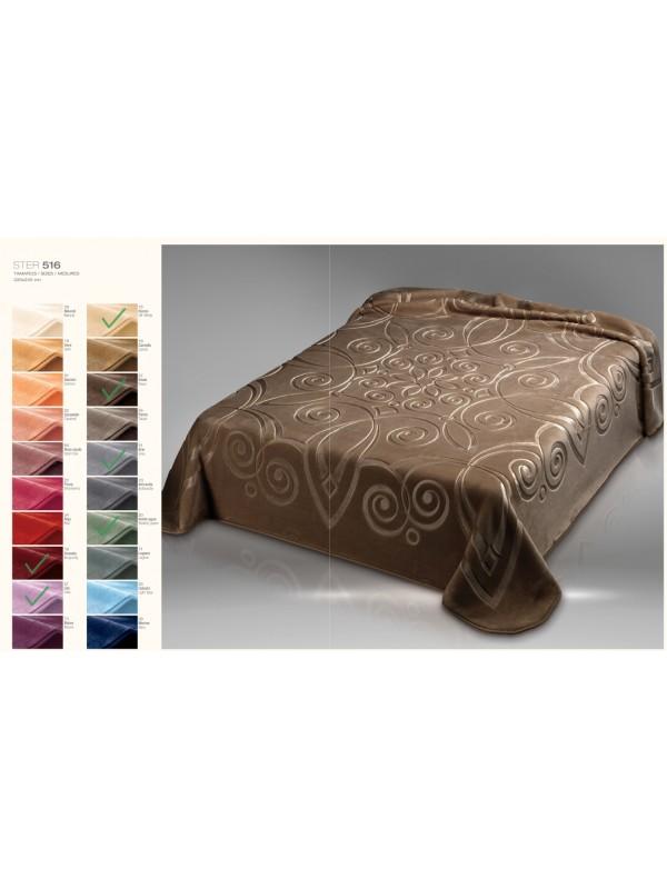 Релефно Одеяло - Стер 516 - Различни Цветове